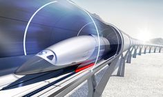 #TransportationTechnology: The future is now: Paul Priestman on designing Hyperloop