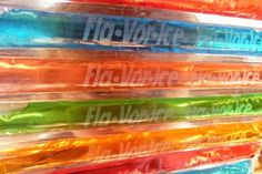 Fla-vor-ice almost as good as otter pops sometimes even better