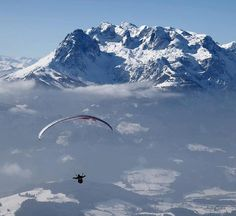 Paragliding, and why not?