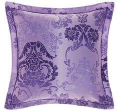 Designers Guild Kashgar European Pillowcase Amethyst