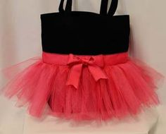 Download Tutu Tote Bag Tutorial Sewing Pattern | Crafts Downloadable Sewing Patterns | YouCanMakeThis.com