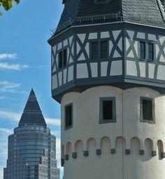 #Bockenheim #Towers