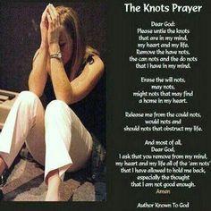 The Nots prayer
