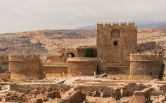 La Alcazaba de Almería, castillo de Juego de Tronos