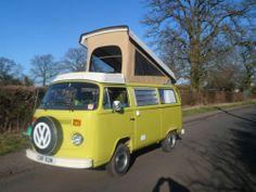 Volkswagen Classic Campervan Westfalia 2ltr R.H.D 1975,Rust freeT2,KOMBI,BUS | eBay