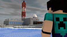 Minecraft: FROZEN - #14 A BASE MILITAR!