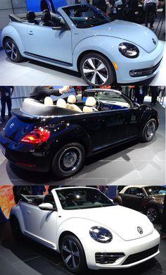 Volkswagen Beetle - Drool worthy....