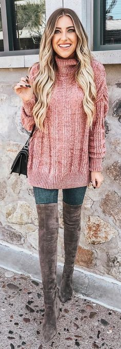 45 Trendy Winter Outfits To Wear Right Now / 06 Early Fall Outfits, Outfits Fo, Dressy Outfits, Cute Summer Outfits, Cool Outfits, Fashion Outfits, Fashion Weeks, Fasion, Casual Wear