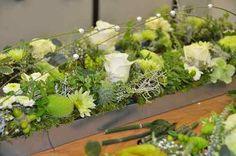 Blumentischdekoration