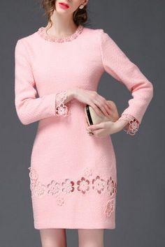 Julie Dress in Pink