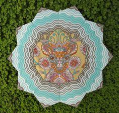 Jersey Quilter: La Passacaglia Millefiori quilt, Tessellations & Vintage…
