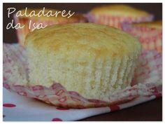 Paladares da Isa: Cupcakes / Queques simples * Receita The Magnolia Bakery