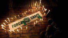 En imágenes: Así fue el homenaje a las víctimas de tragedia aérea de Chapecoense - http://www.notiexpresscolor.com/2016/11/30/en-imagenes-asi-fue-el-homenaje-a-las-victimas-de-tragedia-aerea-de-chapecoense/