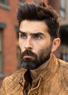 Hottest Beard And Hairstyle Combos for Men