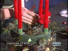 #36 Heather de Kok DECEMBER FLOWER ARRANGEMENT.mov