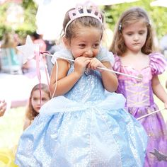 Tic Tock Couture Florals - If These Petals Could Talk - Princess Birthday Party