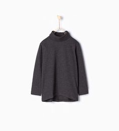 ZARA - KIDS - Organic cotton T-shirt
