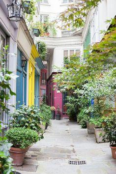 Paris secret_Passage de l'ancre