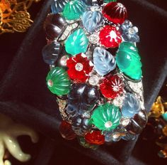 Tutti frutti bracelet ~ Instagram