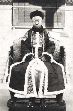Last emperor puyi