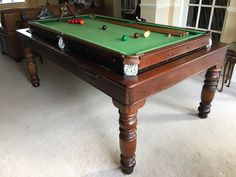Antique Dining Tables, Dining Chairs, Bar Billiards Table, Vintage Accessories, Antiques, Home Decor, Bar Pool Table, Antiquities, Antique