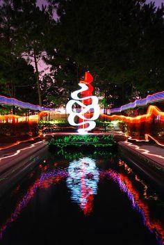 The Lights  Hermann Park, Houston
