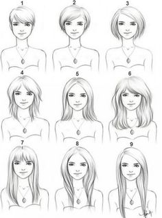Guide to growing out hair hair-makeup My Hairstyle, Pretty Hairstyles, Hairstyle Ideas, Short Hairstyles, Pixie Haircuts, Straight Haircuts, Latest Hairstyles, Makeup Hairstyle, Oval Face Hairstyles Short