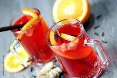 Hot Jack Daniel's winter mix