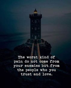 Positive Quotes : The worst kind of pain do not come from your enemies. - Hall Of Quotes Hurt Quotes, Sad Quotes, Wisdom Quotes, Words Quotes, Motivational Quotes, Inspirational Quotes, Qoutes, Sayings, Quotations