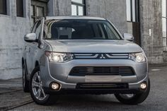 Cool 2014 Mitsubishi Outlander Front Photo Wallpapers