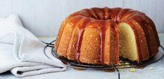 Lemon-Buttermilk Bundt Cake