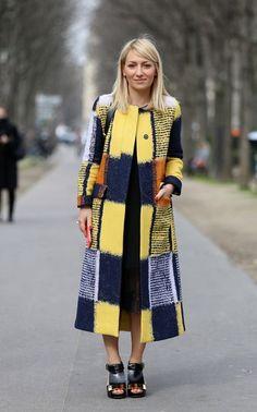 Galeria | Street Style na Paris Fashion Week - F/W 2015/16 | | VU MAG
