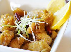 Orange Chicken Recipe (Orange Peel Chicken)