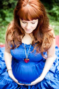 Prego me by Eden http://www.edenfrangipane.com/... #maternity #pregnant Almost 6months #outside #betseyjohnson dress