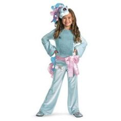 My Lil Pony Rainbow Dash Classic -- Check out this incredibly bright my little pony costume perfect for halloween!