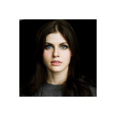 The Eyes Of Alexandra Daddario ❤ liked on Polyvore featuring alexandra daddario and people