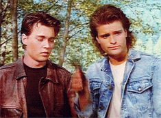 Johnny et Peter DeLuise 21 Jump street