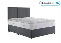 We have a huge selection of beds, in a choice of styles and sizes from famous brands. Choose from ottomans, divans or statement bed frames. King Size Divan Bed, Wooden King Size Bed, Divan Sets, Furniture Village, Design Your Bedroom, Leather Headboard, Beautiful Sofas, Extra Bedroom, Ottoman Bed
