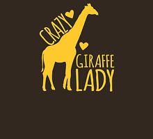 CRAZY Giraffe Lady T-Shirt