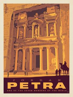 Anderson Design Group – World Travel – Jordan: Petra