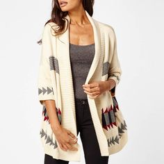 For timeless style and snug warmth, look no further than the Woodland PulloverWith a loose fashion fit and monochrome design, it's the ultimate winter knitwear piece.Colour: whiteComposition: 50% cotton 50% acrylicCare: machine washSizing as follows in CM:XS/ UK 6: 80 to 84 chest, 60 to 64 waist,  86 to 90 hipS/ UK 8: 85 to 89 chest, 65 to 69 waist, 91 to 95 hipM/ UK 10: 90 to 94 chest, 70 to 74 waist, 96 to 100 hipL/ UK 12: 95 to 99 chest, 75 to 79 waist, 101 to 105 h...