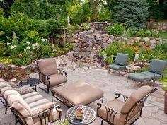 - Outdoor Rooms for Any Budget on HGTV