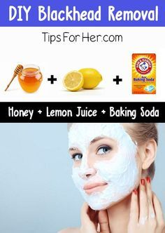 DIY Blackhead Removal