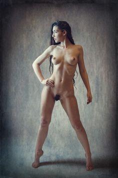 Naturist cute ass tits