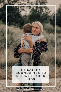 Here are a few boundaries I think are especially important to set with kids, starting from when they're young. Marriage Relationship, Good Marriage, Parenting Humor, Parenting Hacks, Different Parenting Styles, Parent Trap, Christian Wife, Single Parenting, Almost Always