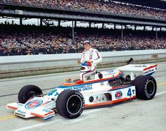 Johnny Rutherford in 1978