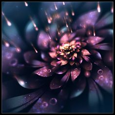 Incredible fractal beauties from http://lindelokse.daportfolio.com