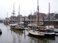 Bremen-Vegesack, am Hafen