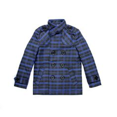 Schoolboy Plaid Jacket - @Fore!!Axel