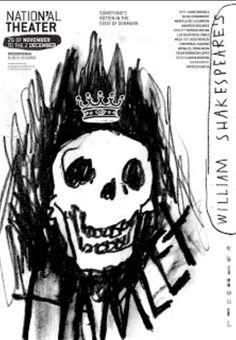 Hamlet.  Javier Triviño Murillo